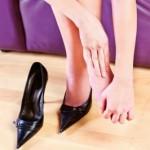 Bunion and High heels