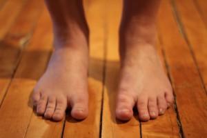 Flat Feet Front
