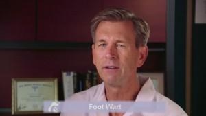 foot wart video thumbnail