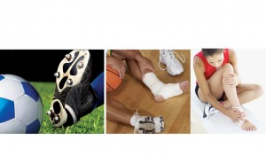 soccer, basketball and running injury
