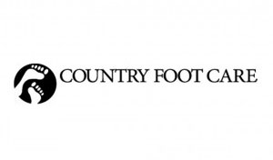 country foot care logo