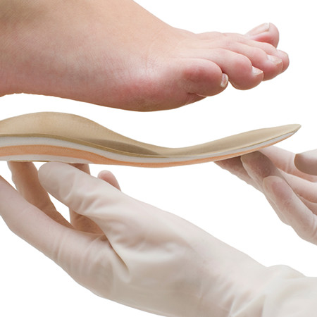 Men's Semi-Custom Orthotics