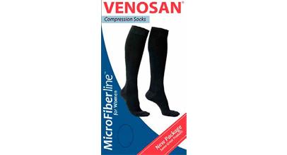 Women's compression sock