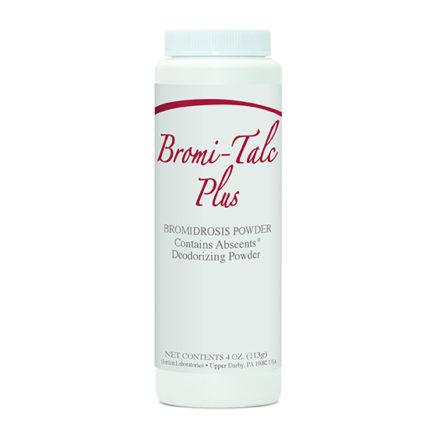 Bromi-Talc Plus