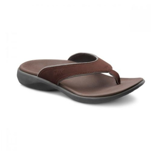 Collin chocolate sandal