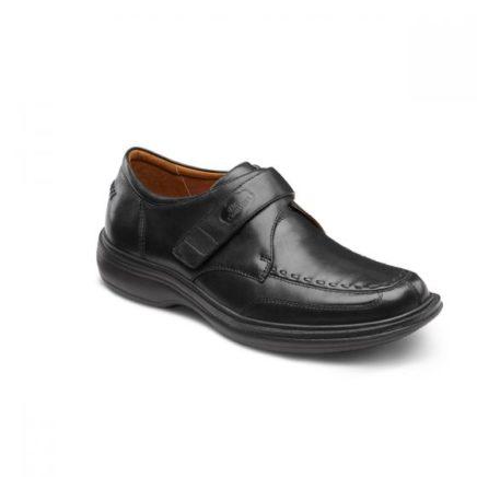 Frank black shoe