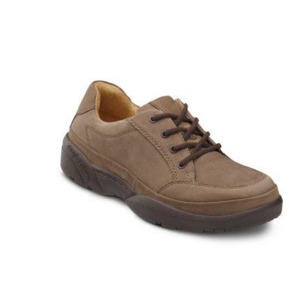 Justin chestnut shoe