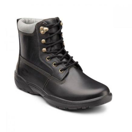 Men's Boss boot in black