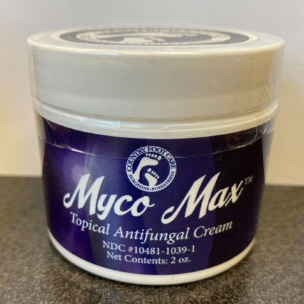 MycoMax topical antifungal cream