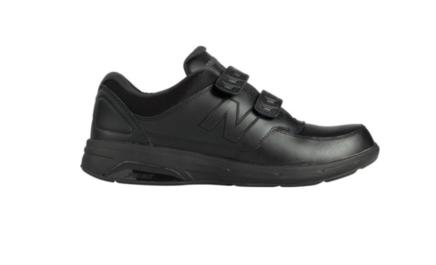 New Balance 813 Strap black sneaker
