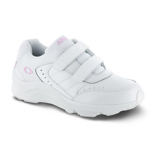 Womens apex double strap walker sneaker