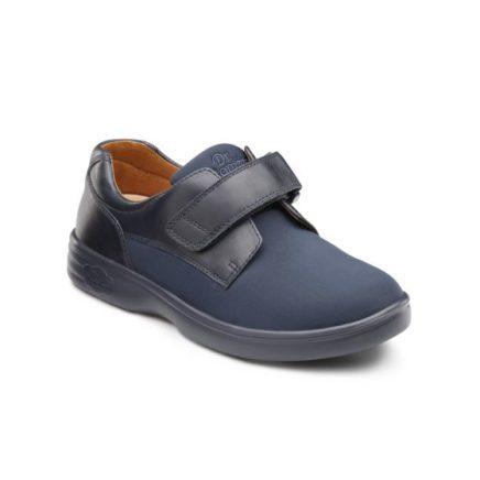 annie blue shoe