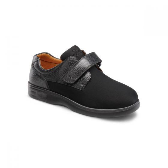 annie x black shoe