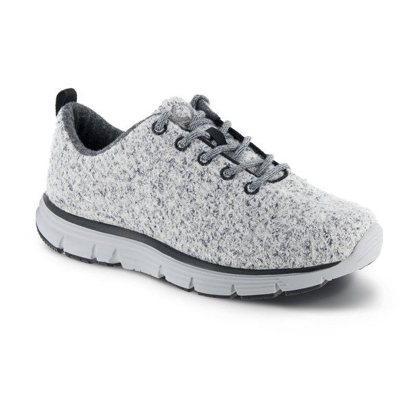 apex natural knit light grey
