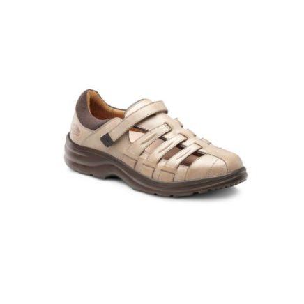 breeze gold shoe