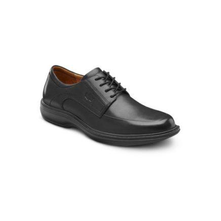 classic black shoe
