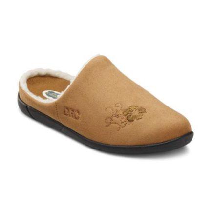 cozy camel slipper