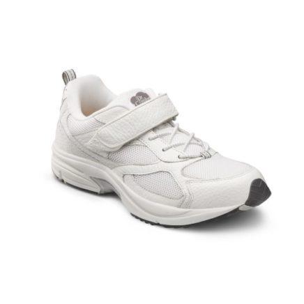 endurance white sneaker
