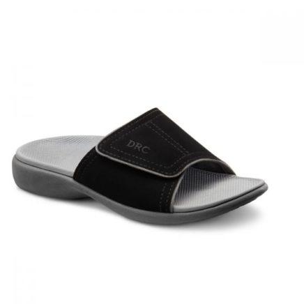 kelly black sandal