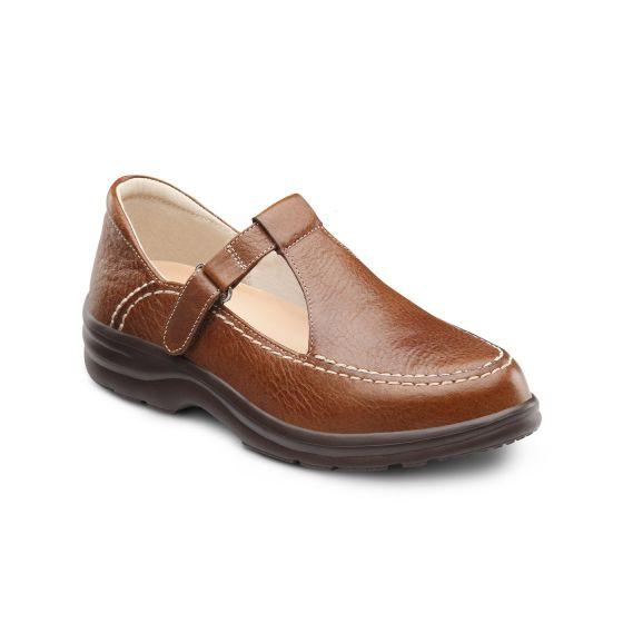 lu lu chestnut shoe