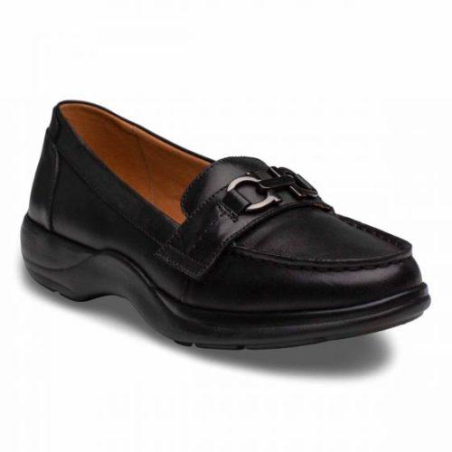 mallory black shoe