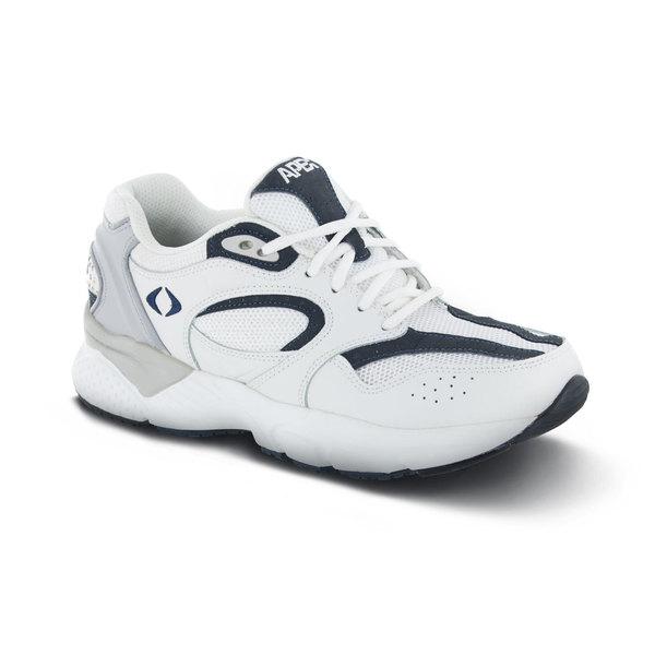 mens apex boss runner blue sneaker