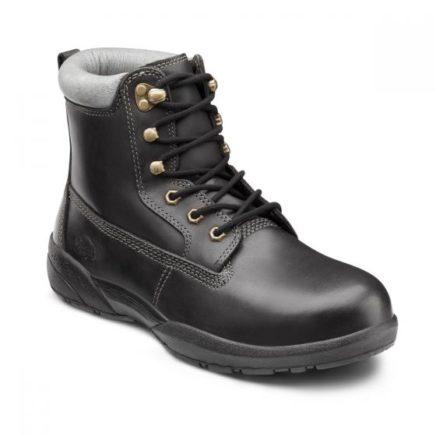 men's protector steel toe boot