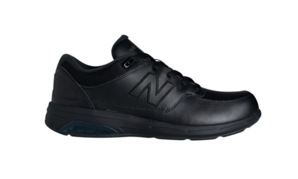 new balance 813 lace black sneaker