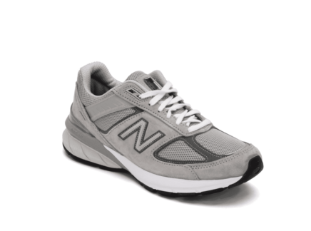 new balance 990v5 grey sneaker