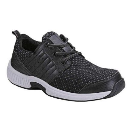 orthofeet tacoma black sneaker