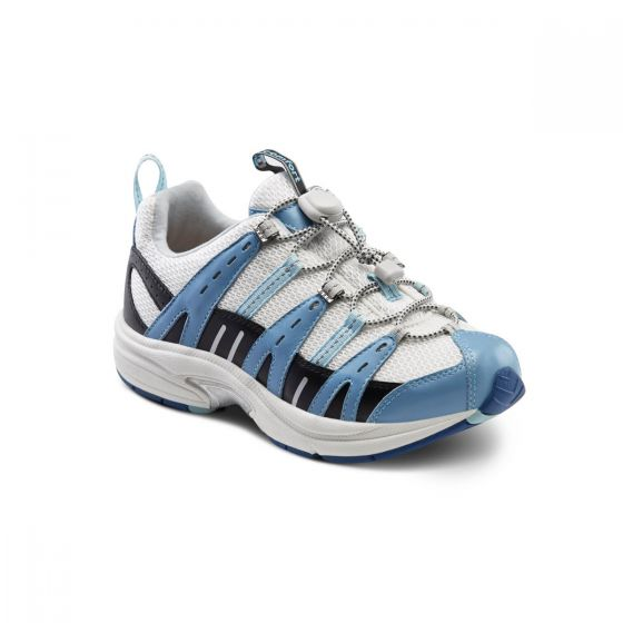 refresh x blue sneaker