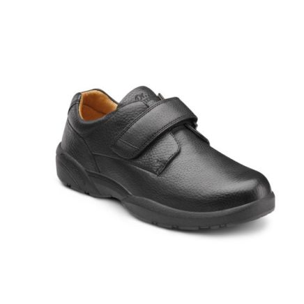 william x black shoe