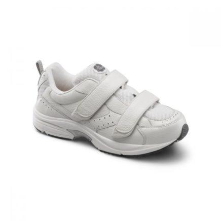winner x white sneaker